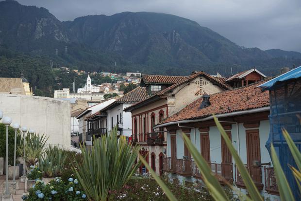 La-Candelaria-Bogota-Ansicht