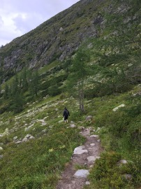 Wandern am Graukogel in Bad Gastein