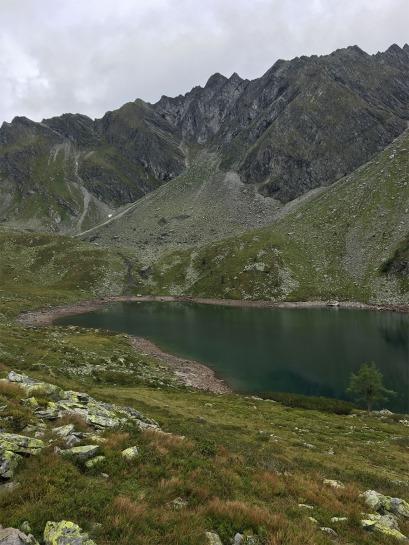 Der Palfnersee am Graukogel in Bad Gastein