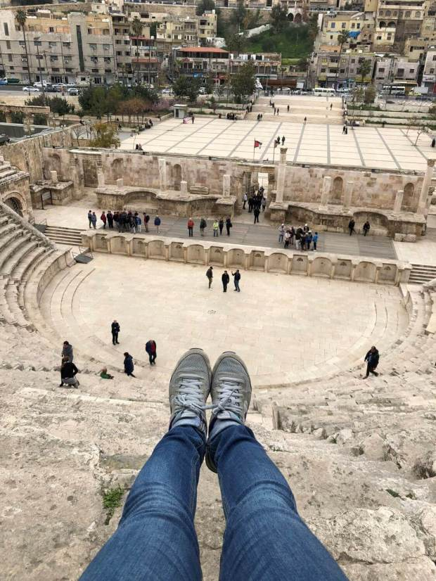 Roemisches Theater Amman